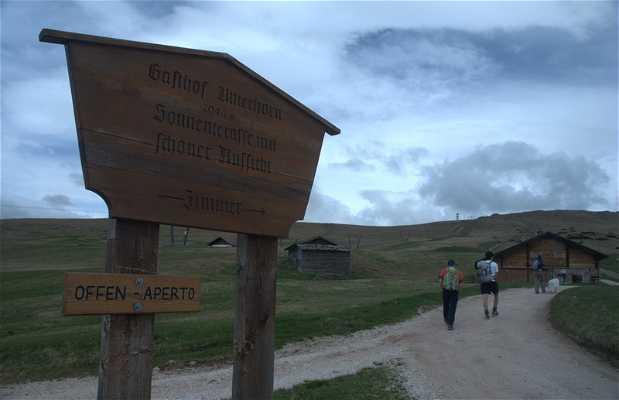 Refugio Gasthof Unterhorn
