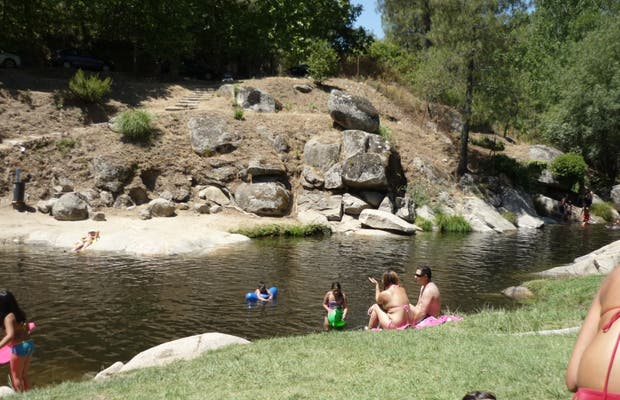 Piscines naturelles d'Arenas de San Pedro