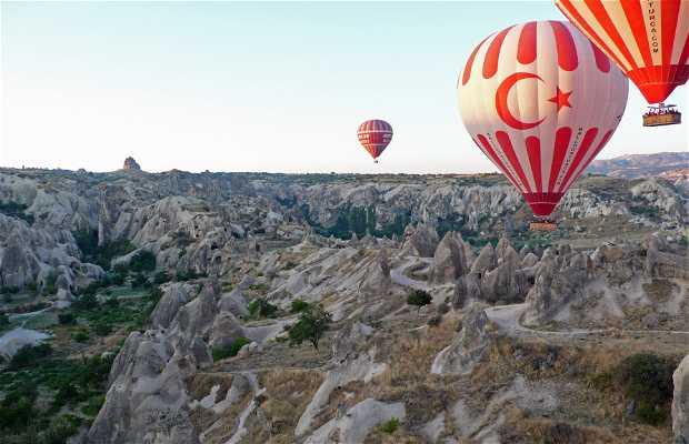 Göreme National Park and the Fairy Chimneys of Cappadocia