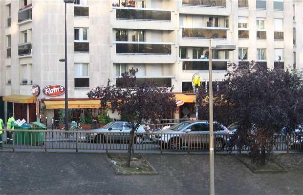 Le Flam's de Montparnasse