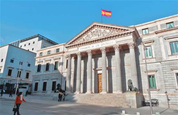 Plaza de las Cortes