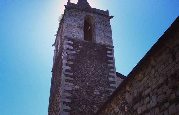 Iglesia Mare de Déu dels Angels, Llivia