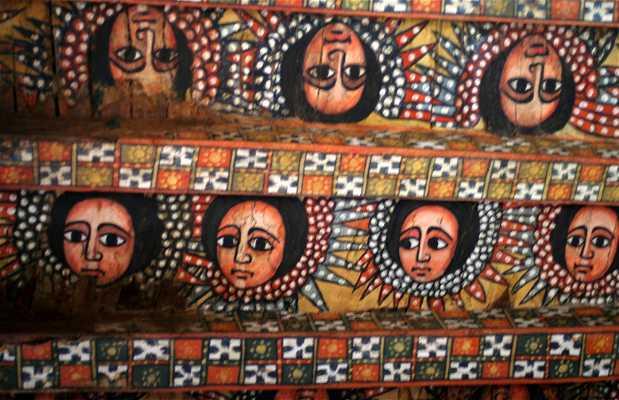 Church Debre Pathein Selassie