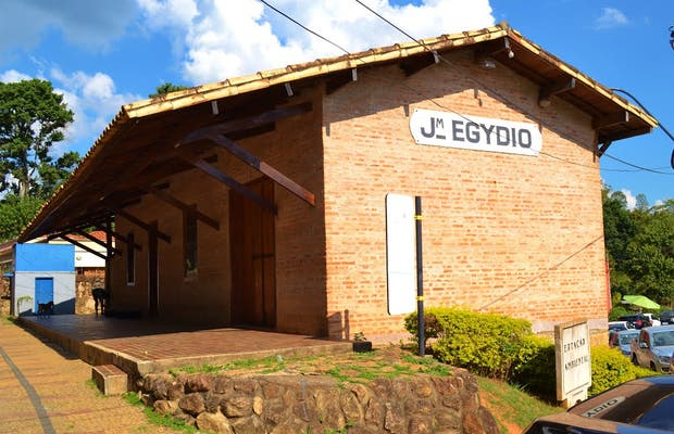 Estación Ferroviaria de Joaquim Egídio