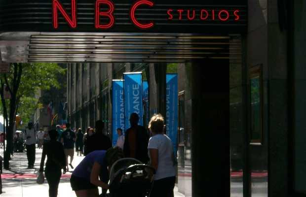 Estudios de la NBC