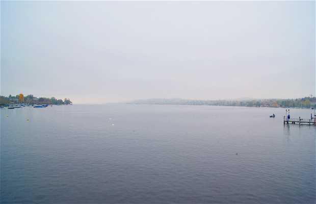 El paseo del Lago o Mythen Quai