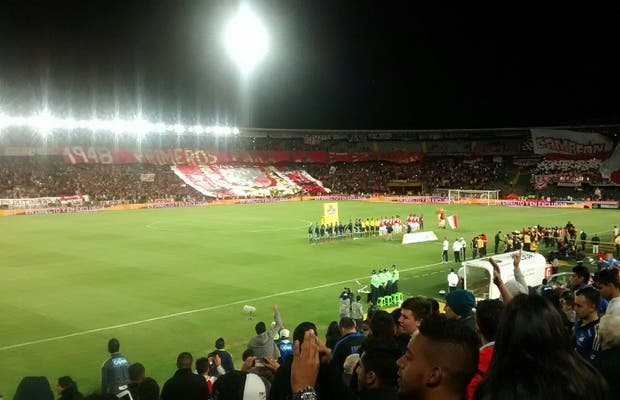 Clasico de Bogota: Santa Fe vs Millonarios