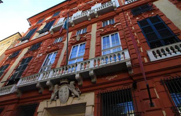 Galleria di palazzo rosso