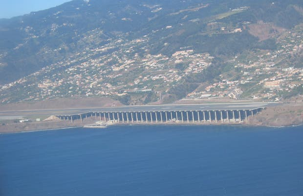 Aeroporto de Madeira