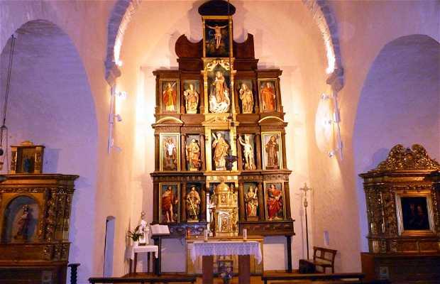 Iglesia de Sant Esteban de Zabaldika