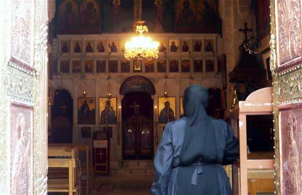 Convento di Santa Tecla a Damasco