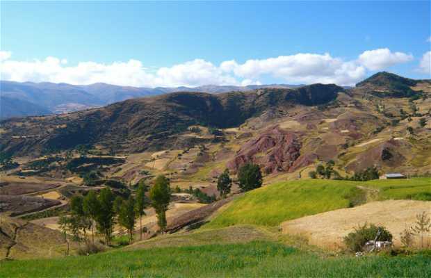 De Ayacucho a Abancay
