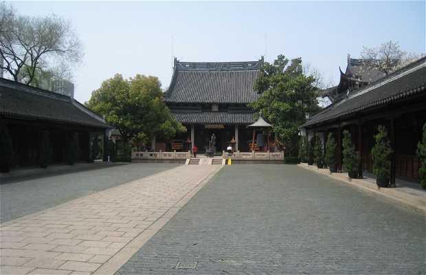 Shanghai Confucian Temple