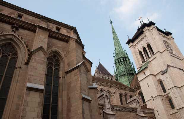 Cattedrale di San Pierre a Ginevra