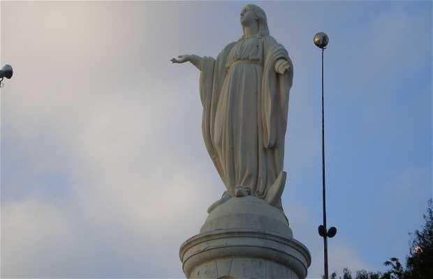 Virgem do Morro San Cristobal