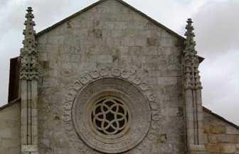 Iglesia parroquial de Caminha