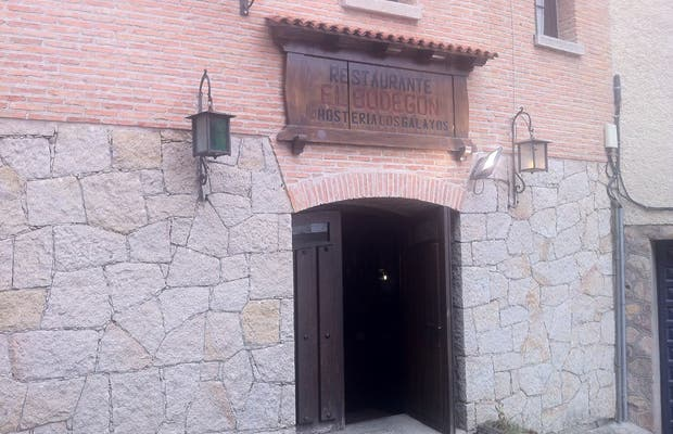 Hostería El Bodegón de Gredos
