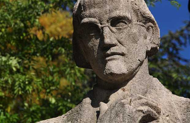 Estatua Dobri Hristov