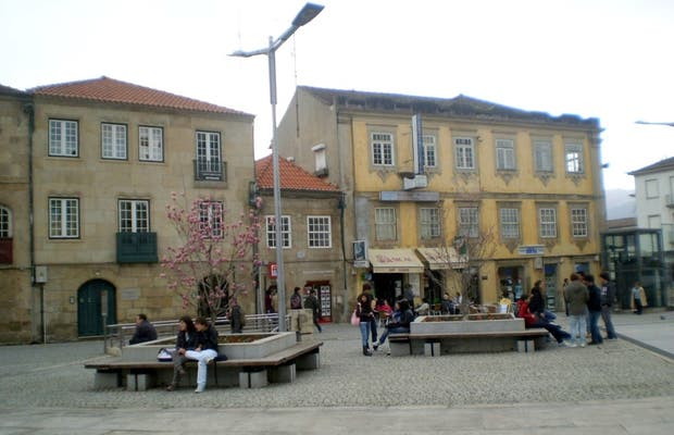 Praça Camilo Castelo Branco