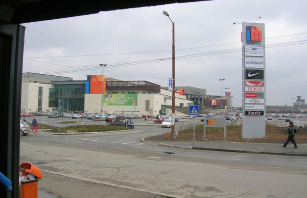 Lulius Mall Shopping Centre
