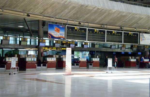 Aeroporto di Tenerife Norte, Los Rodeos