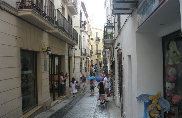 Rue principale (Calle Mayor)