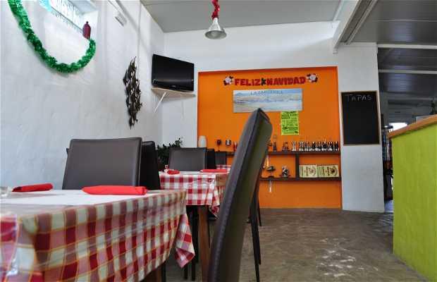 "Pizzeria ""El Patio"""