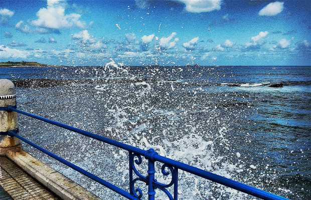 Passeio Marítimo de Sardinero