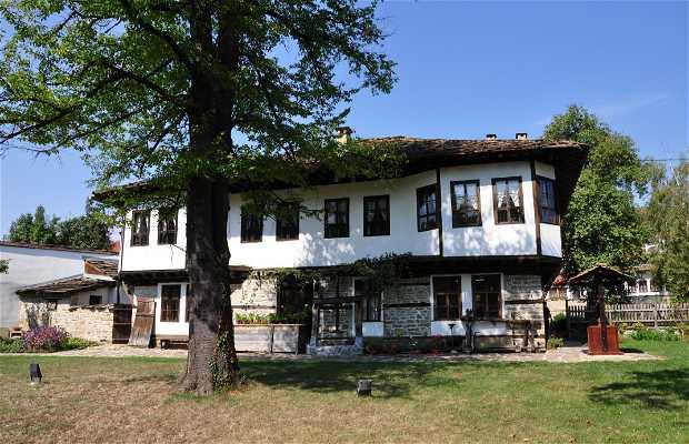 Casa Daskalov
