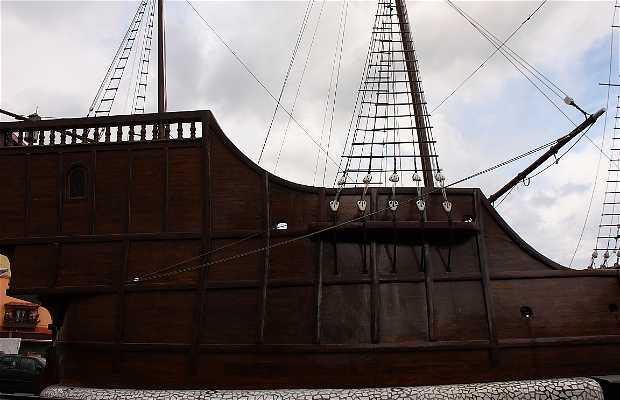 Barco de la Virgen, Museo Naval