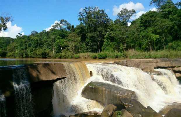 Si Dit Waterfall