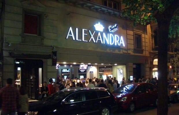 Cinema Theatre Alexandra