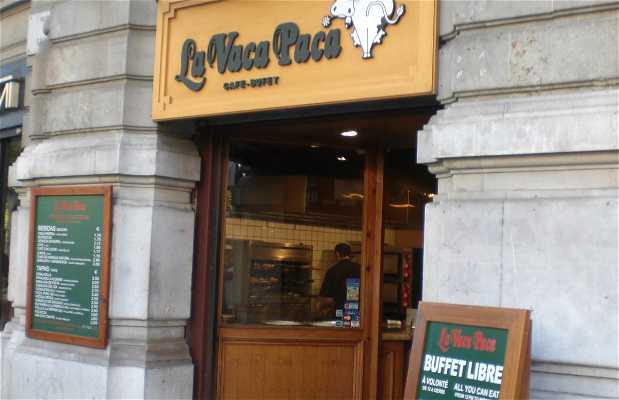 Restaurante La Vaca Paca Buffet
