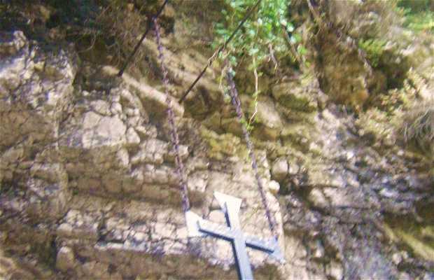 Santiago de Rodiles grotto