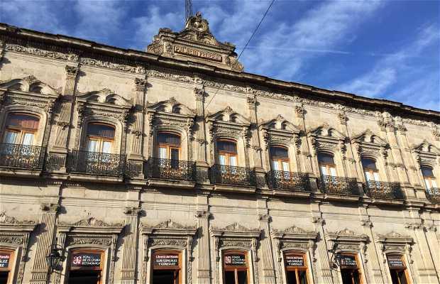 Palacio Federal de Morelia