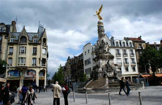 Drouet Erlon Place