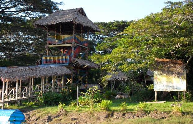 Centro Turístico Victoria Regia, Leticia, Colombia