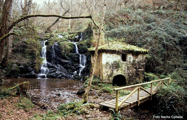 Route des Moulins Riu Profondu