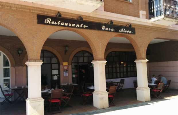 Restaurante Casa Alcon