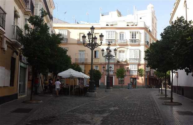 Plaza del Santísimo Cristo de la Vera-cruz
