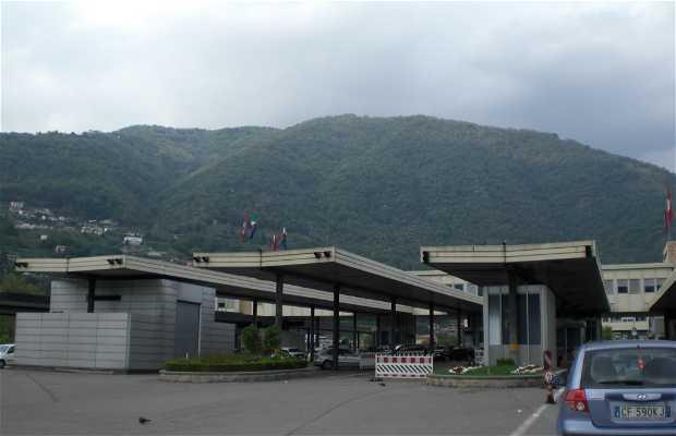 Frontera Italia - Suiza
