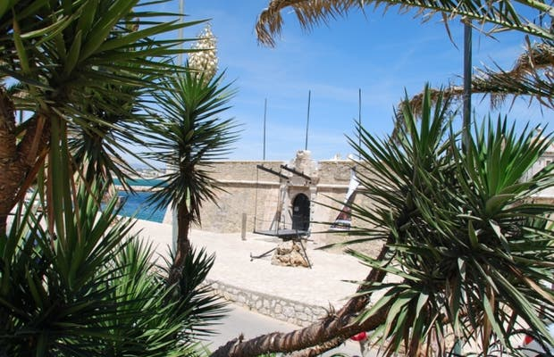 Fortaleza o Forte Ponta da Bandeira