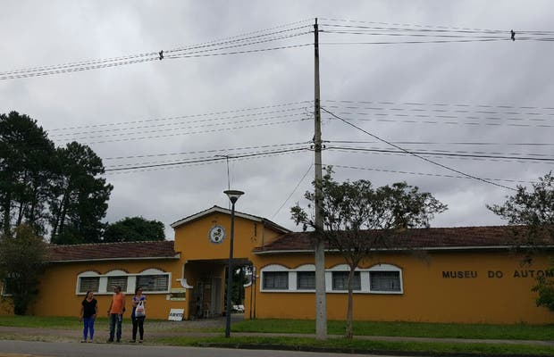 Museu de automóvel de curitiba
