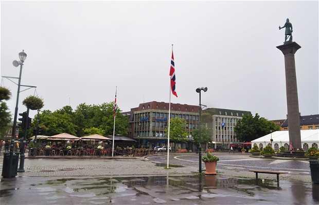 Plaza Torvet (Plaza del Mercado)