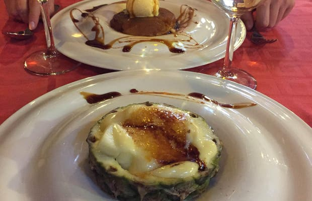 Restaurante Borda de L'Avi