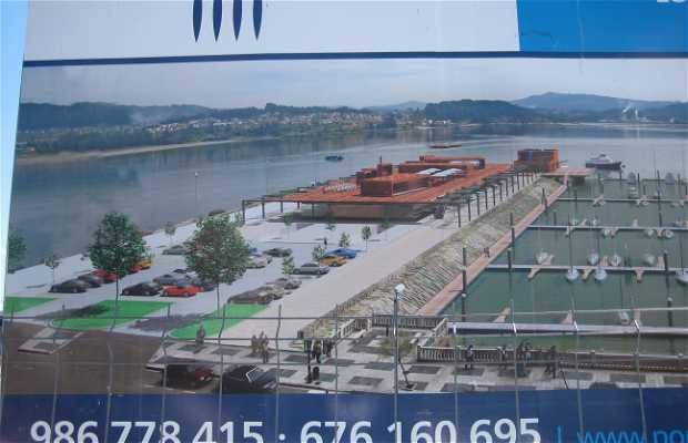 Port de plaisance de Combarro