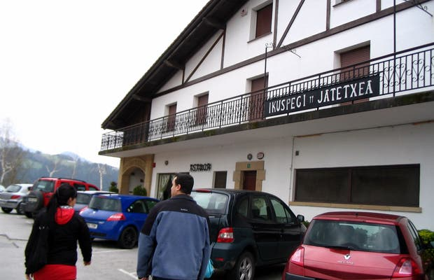 Restaurante Ikuspegi