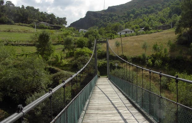 Ruta Desfiladero de Bustelín