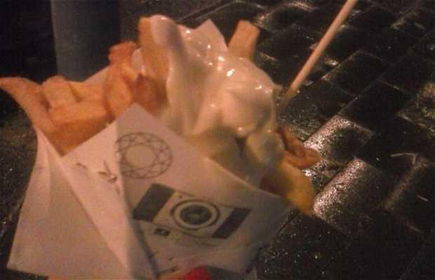 Queen's Chips Garbatella