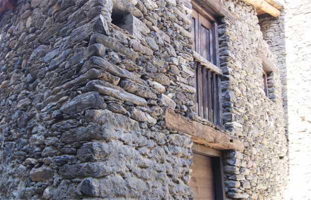 Casa Rossell,Ordino